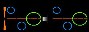 図1.コンプを掛ける前後のイメージ